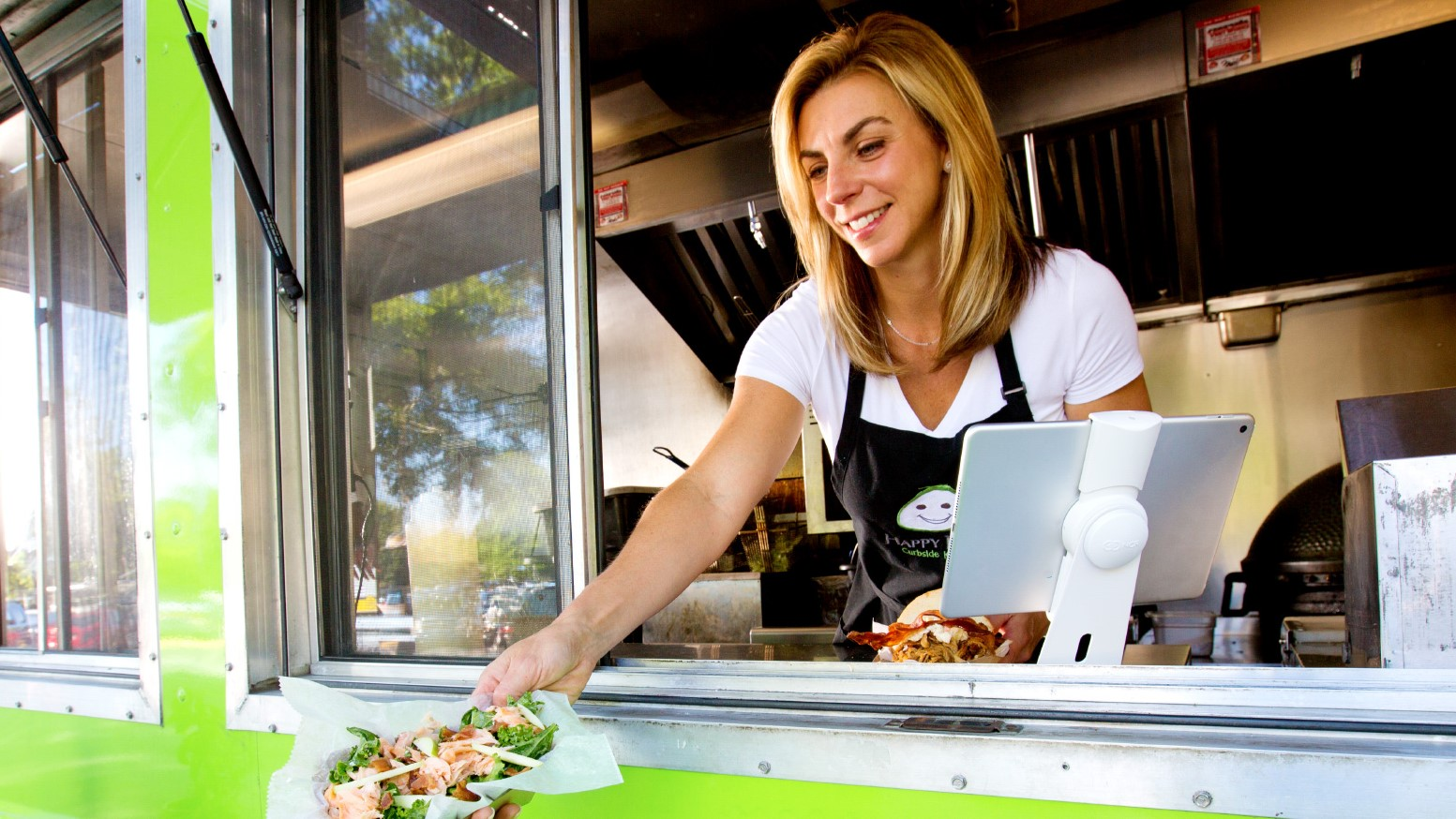 NCR Silver even has an offline mode which is perfect for food trucks and other businesses that may not always have the best internet connection (Image Credit: NCR Silver)
