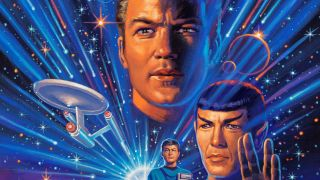 "The cover of ""Star Trek: Year Five"" #1 sold for $13,750 at auction in April 2019."