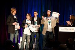 Winners in software, game design