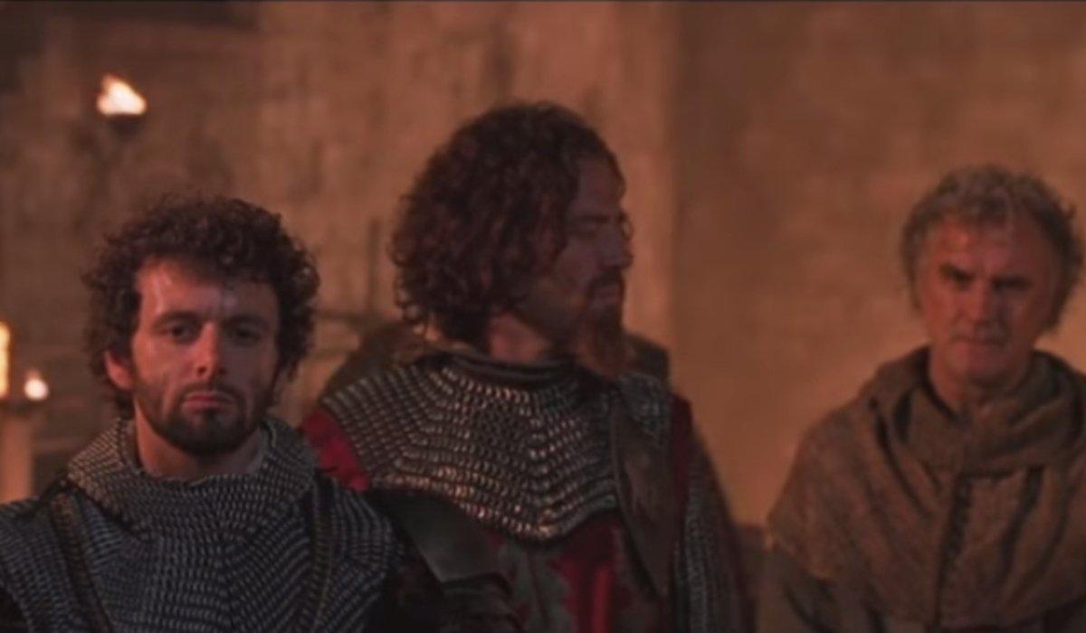 Timeline Lord Oliver observes Edward's demonstration