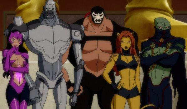 Justice League Doom legion of doom cheetah
