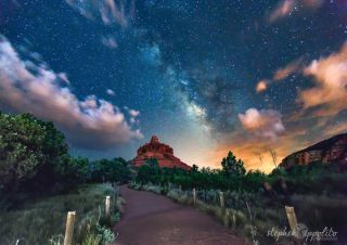 Milky Way Ippolito Arizona