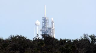 SpaceX's Falcon Heavy