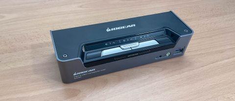 IOGEAR 4K USB-C and DisplayPort KVMP Switch