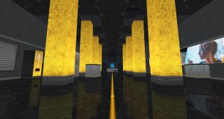 Doom 2 map Diabolus Ex takes Deus Ex: Human Revolution to the old