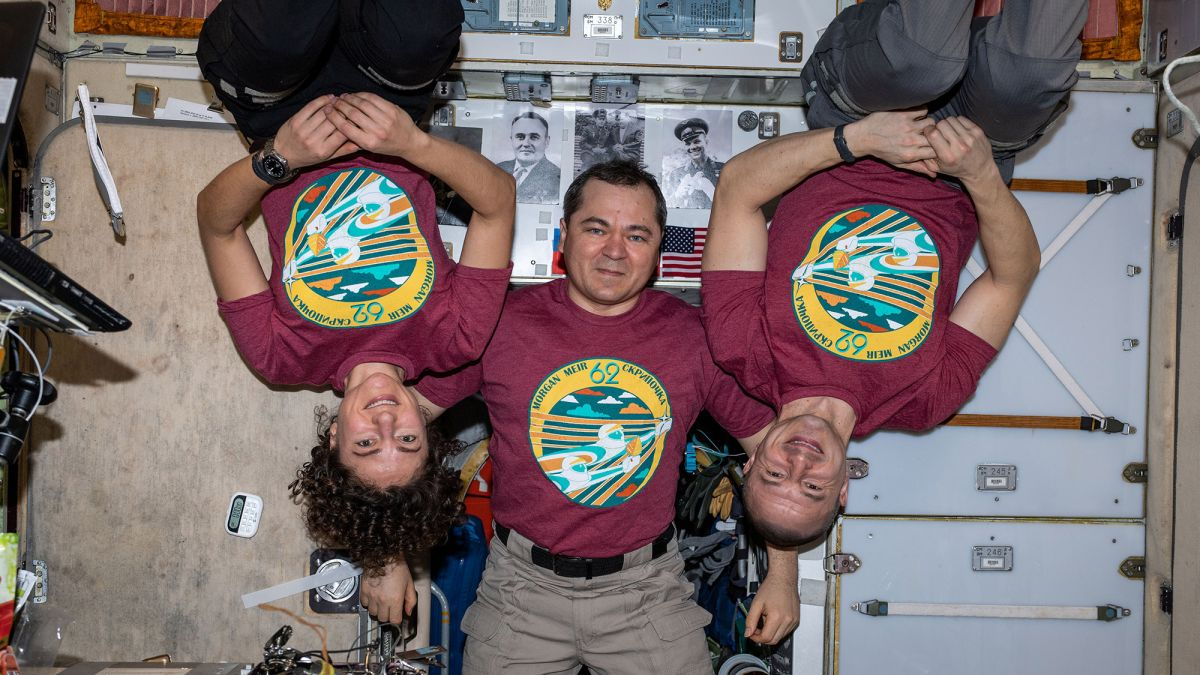 In Photos: The Expedition 62 mission to the International Space Station
