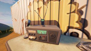 fortnite cb radio