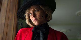 Kristen Stewart as Diana in Spencer