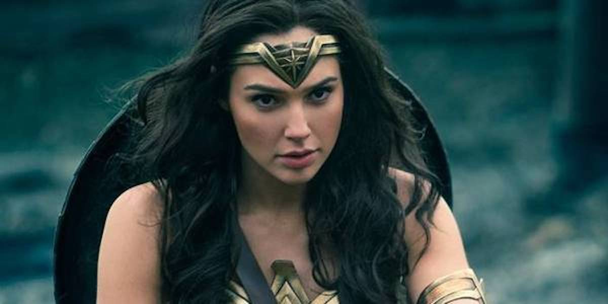 Wonder Woman's Gal Gadot