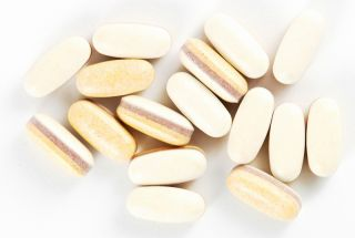 Probiotic supplement pills