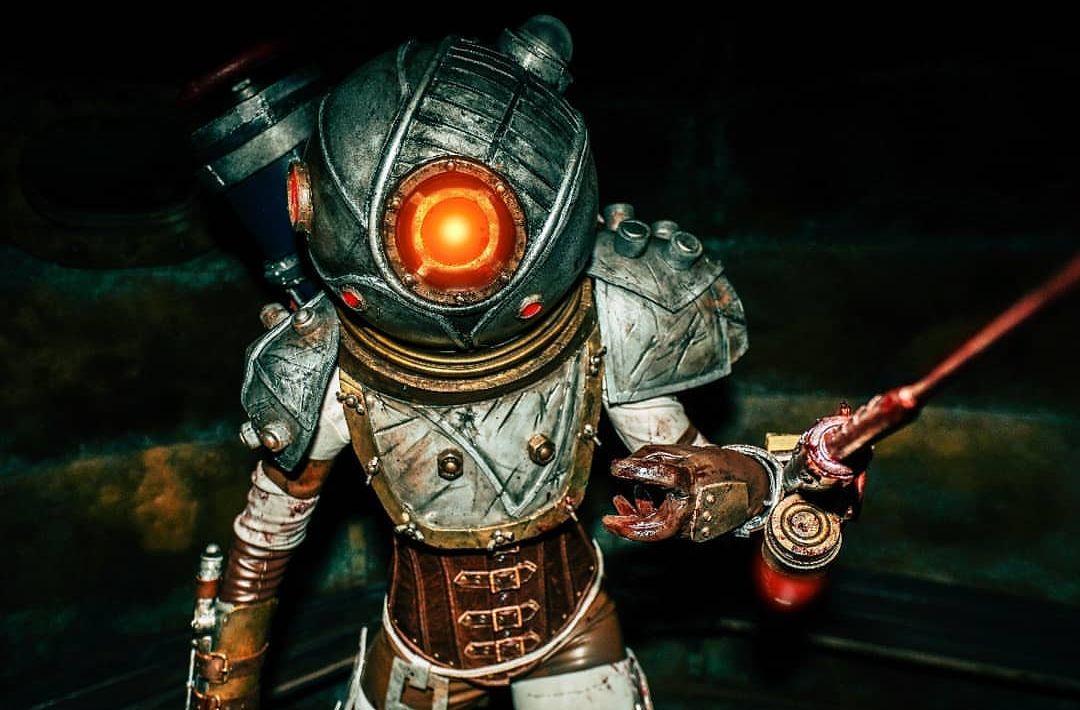 This isn't a Bioshock 2 screenshot, it's cosplay | PC Gamer