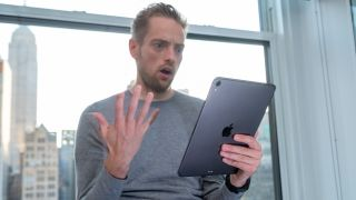 Apples iPad-uppdatering.