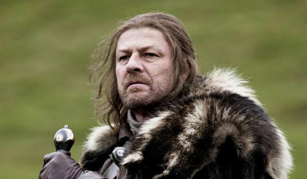 Game of Thrones Ned Stark Sean Bean HBO
