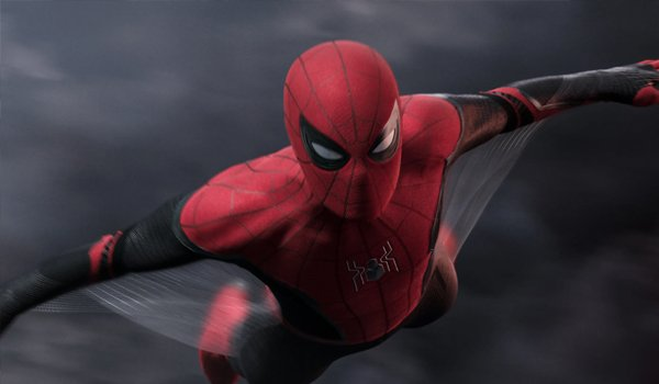 Spider-Man in Spider-Man Far From Home