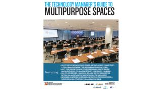 The Technology Manager's Guide to Multipurpose Spaces