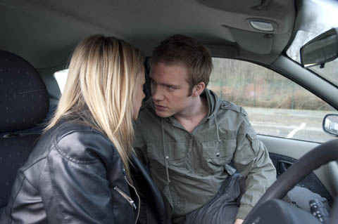 Corrie's Chris: 'Tommy sees Sian as a challenge'