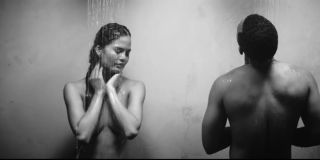 Chrissy Teigen and John Legend in All of Me video