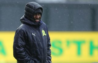 Mamelodi Sundowns co-coach Rulani Mokwena