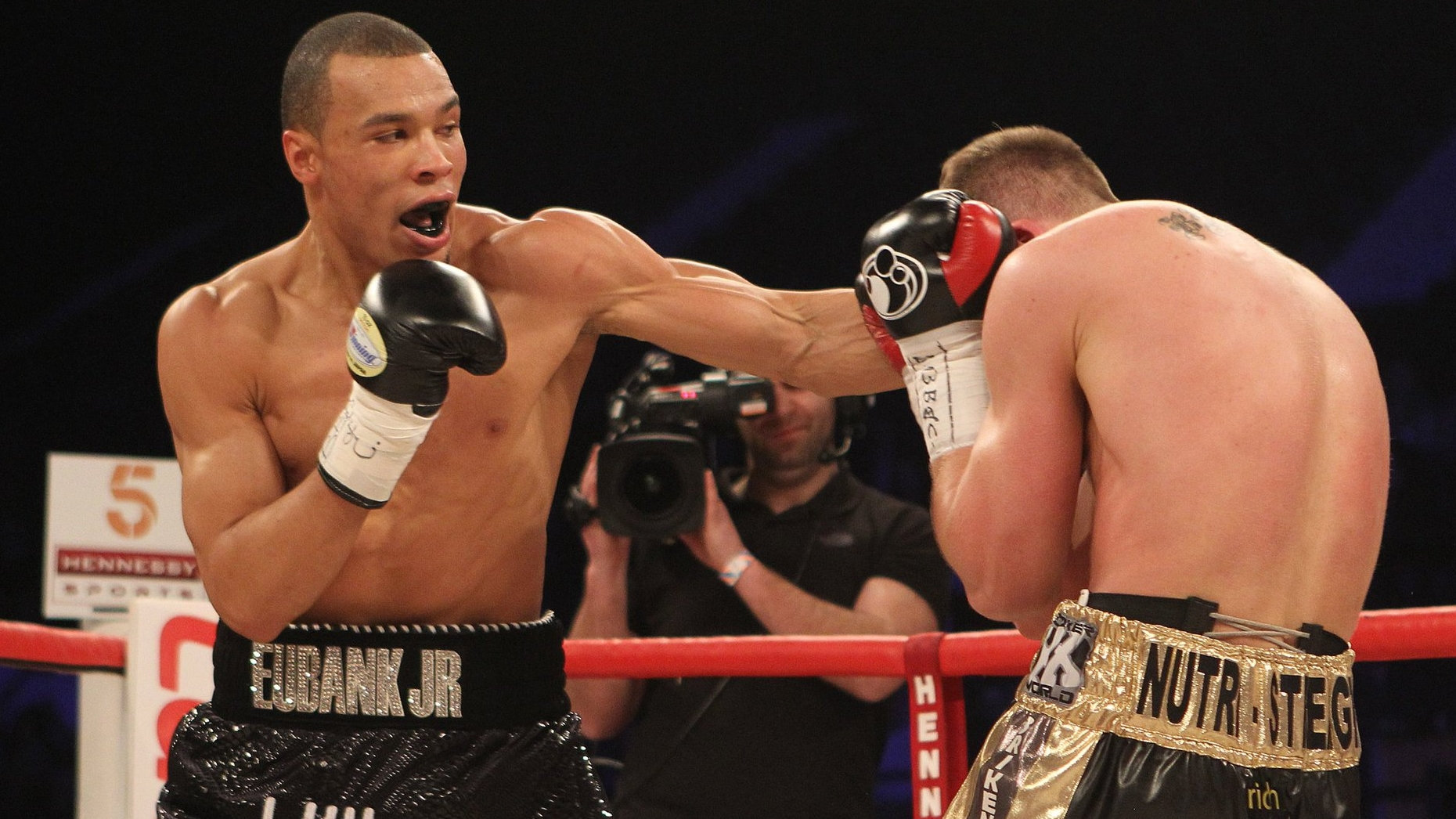 Watch Groves v Eubank Jr fight: Boxing live stream has now