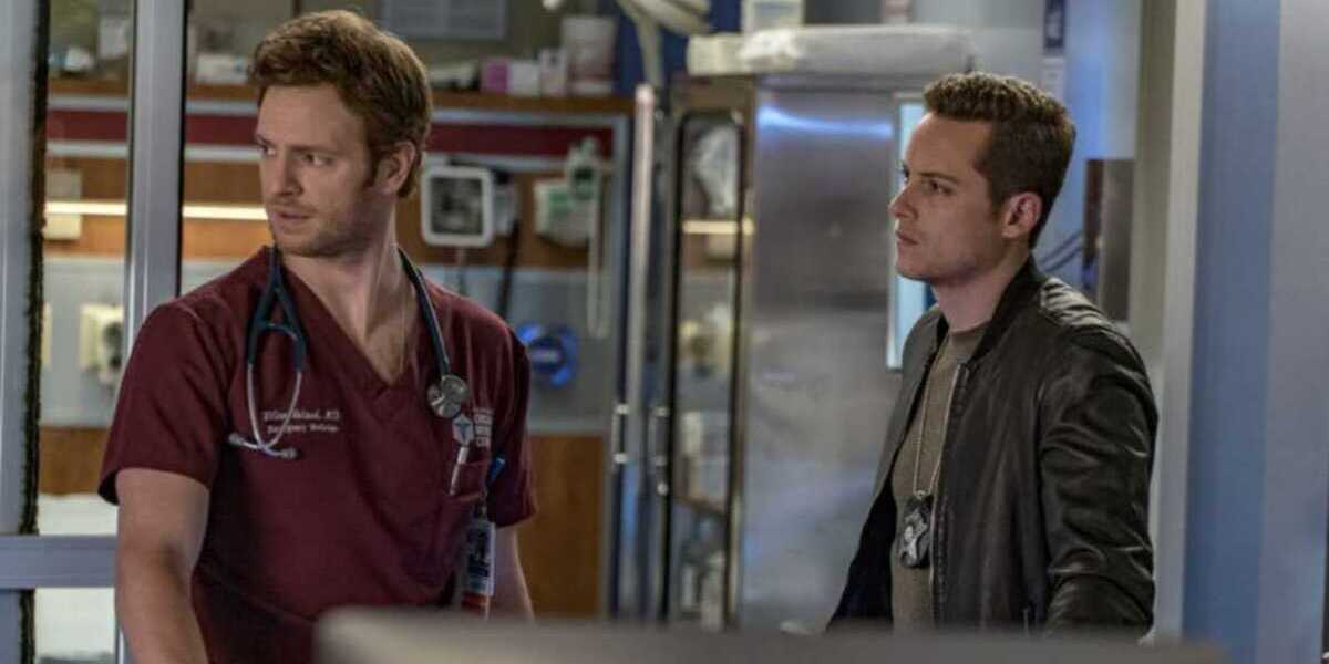 chicago med halstead brothers will and jay nbc
