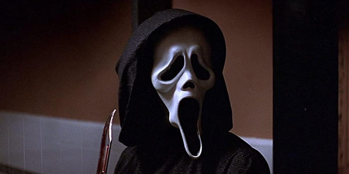 Ghostface in Scream 2