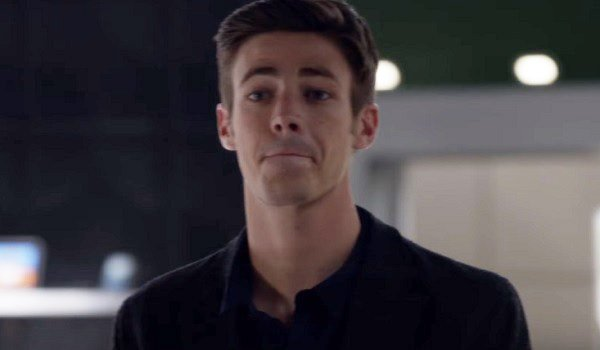 Barry Allen Grant Gustin The Flash The CW