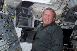 Astronaut's Video Takes Shot at NASA Bureaucracy