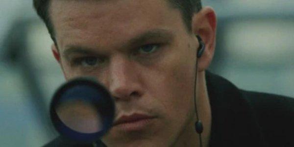 Jason Bourne is always watching