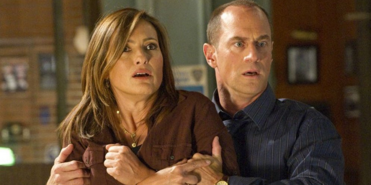 benson mariska hargitay stabler christopher meloni law and order svu nbc