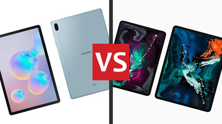 Samsung Galaxy Tab S6 vs Apple iPad Pro