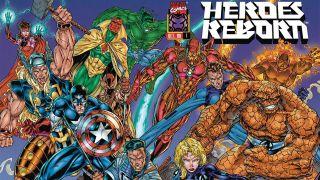 cover of Heroes Reborn #1 (1996)