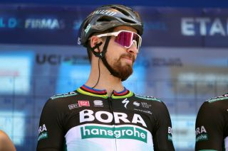 Bora-Hansgrohe's Peter Sagan at the 2020 Vuelta a San Juan in Argentina