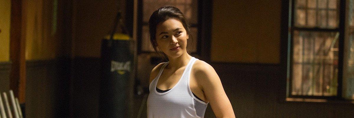 Jessica Henwick in Iron Fist