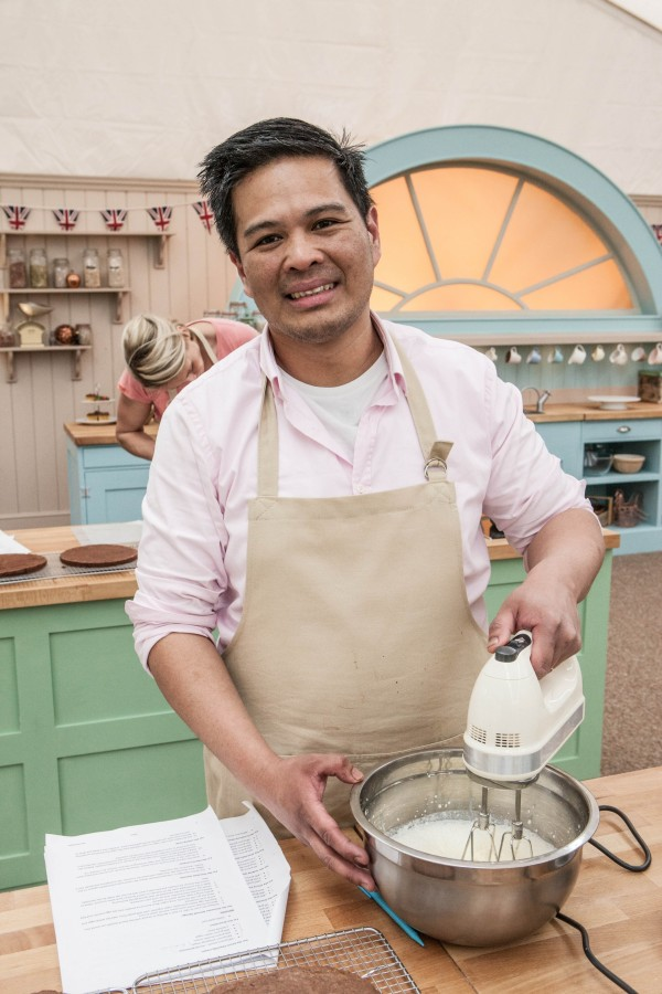 The Great British Bake Off's Alvin