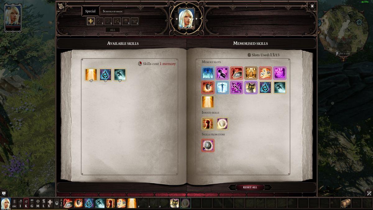 Divinity: Original Sin 2 Paladin class mod adds 6 healing skills