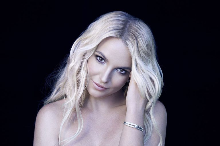 In this handout photo provided by NBCUniversal, Britney Spears is pictured