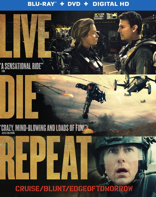 Edge of Tomorrow box
