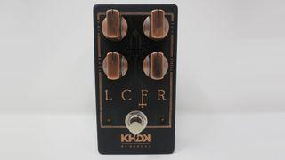 KHDK LCFR overdrive/boost