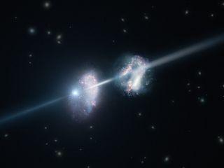 gamma ray burst young galaxies