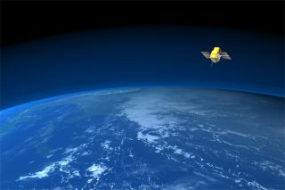 Earth's Upper Atmosphere Cooling Dramatically