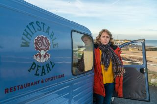 Whitstable Pearl Season 2? We are sure Kerry Godlman will be back for a new series.
