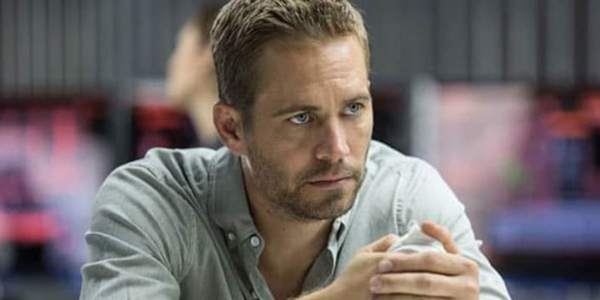 PW in Furious 7 before his death