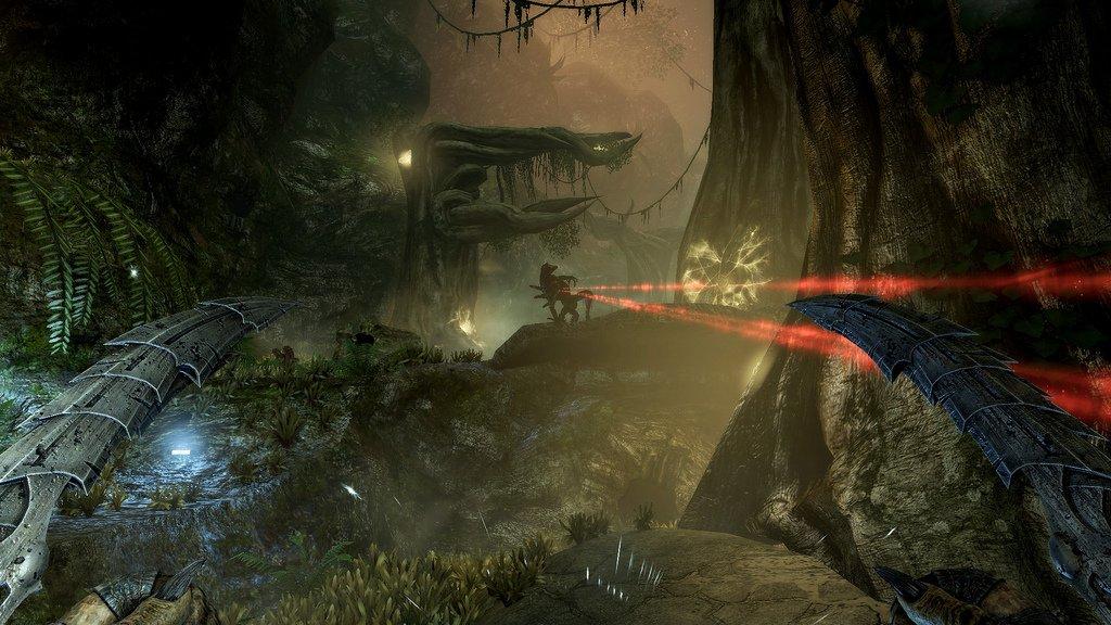 Aliens Vs. Predator Screenshots: Rumble In The Jungle #11167
