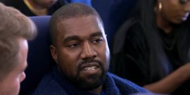 Looks Like Kanye West's New Brand Will Be Competing With Kim Kardashian