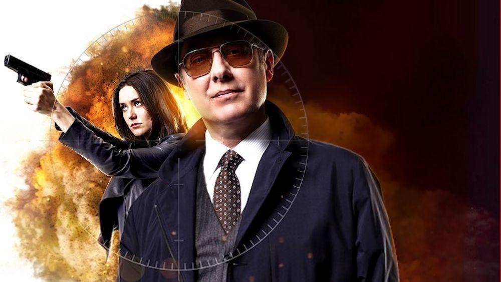 The Blacklist Elizabeth Liz Keen Raymond Red Reddington James Spader NBC