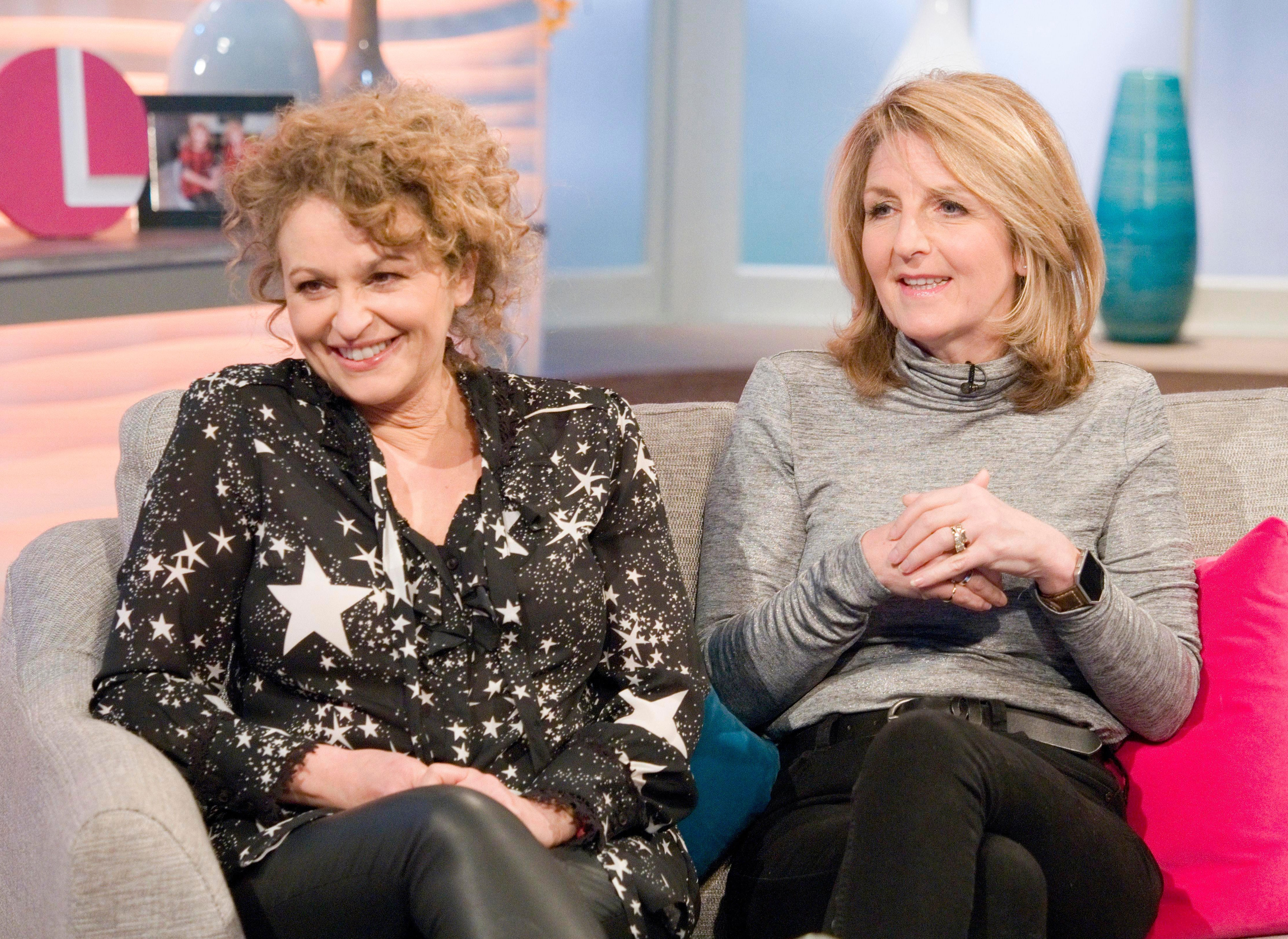Watch Nadia Sawalha reveals plastic surgery plans following years of body insecurities video