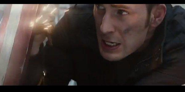 Captain America Under Fire