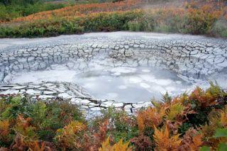 Kamchatka hot springs