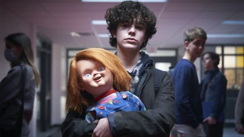 The doll returns in 'Chucky.'