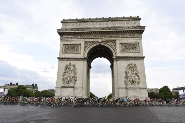 Champs Elysees, Tour de France 2014